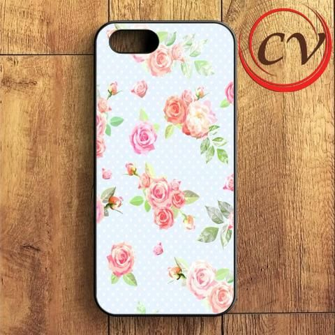 Vintage Floral iPhone 5 | iPhone 5S Case