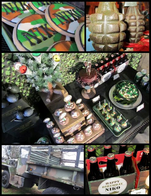200 best images about call of duty theme party on ...