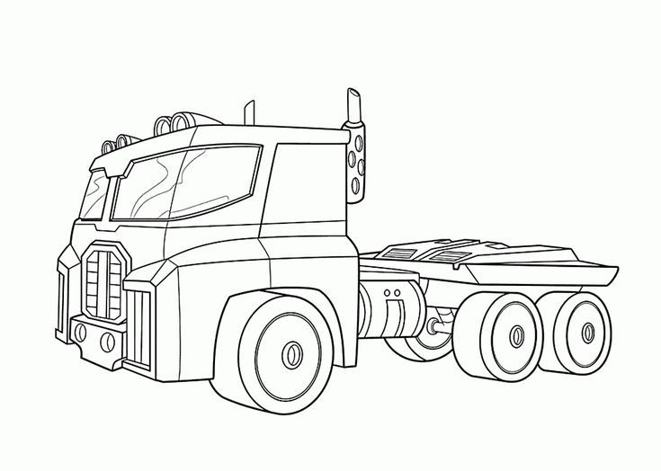 Free Printable Rescue Bots Coloring Pages Best Coloring Pages For Kids To Print Out In 2020 Truck Coloring Pages Coloring Pages Rescue Bots Birthday