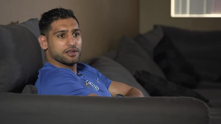 Amir Khan: Danny Garcia will beat Keith Thurman #LDBC