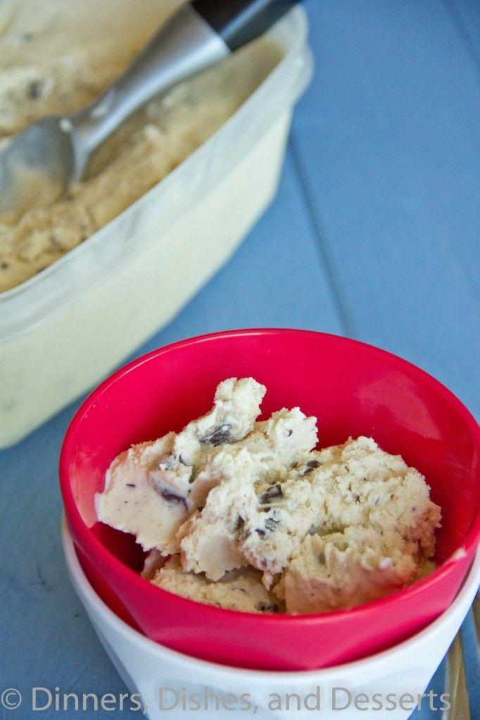 Double Cookie Dough Ice Cream
