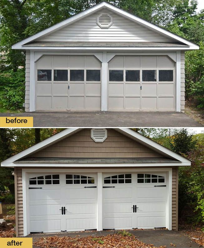 Best Shake Shingles Paint And New Clopay Gallery Collection 400 x 300