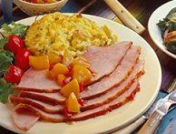 Spiral-Sliced Ham recipe with pepper jelly glaze, yum