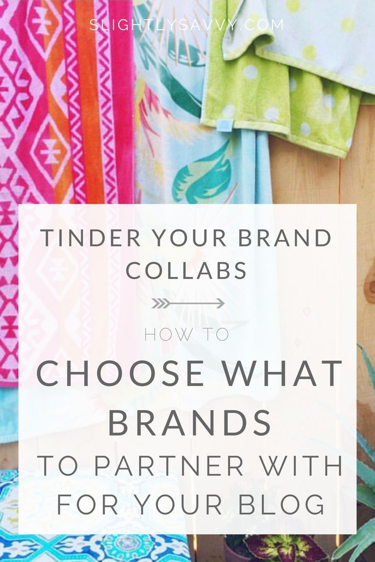 Unsure how to decide which brand partnerships to say YES to and which to turn down? Here's a breakdown of how to work with brands for your blog. How to work with brands on instagram, influencer marketing, how to make money blogging, influencer instagram