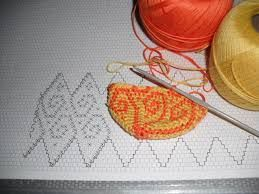 Image result for tapestry crochet charts