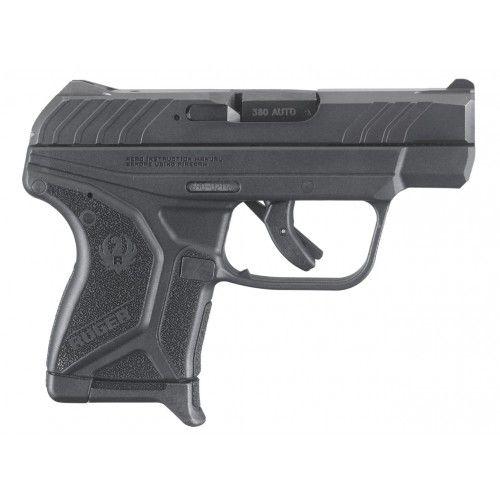 Ruger LCP II Negro .380 ACP 2.75 pulgadas 6RD