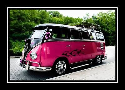 eBay: VW Split Screen Camper Van RHD 1963 Splitty Splitscreen
