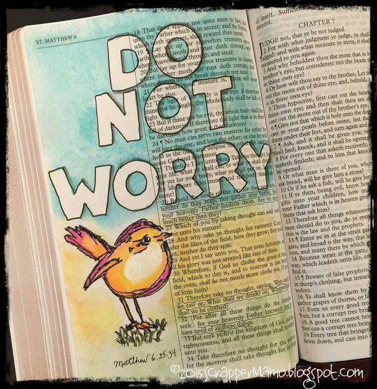 Matthew 6 Found on Journaling Bible Community