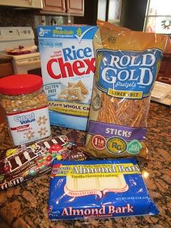 Teaching with TLC: The VERY addicting white trash recipe
