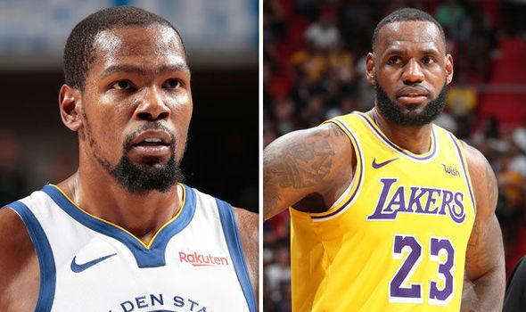 da43dabfcc6f NBA news  LeBron James SLAMMED Anthony Davis to Lakers close Kevin Durant  drops hint