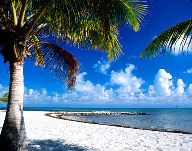 Smathers Beach, Key West, FL .....wish I was there now...THIS IS WHERE WE STAYED and OUR VIEW!!