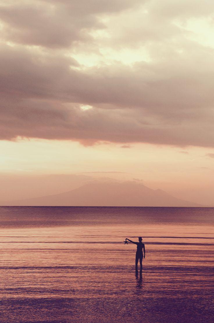 Bali, pemuteran, travel, sea, indonesia, starfish, photography, summer