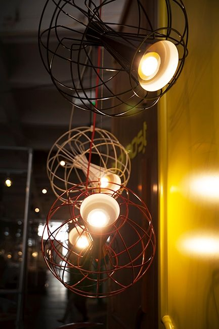 unusual lighting fixtures. these pendants by innermost are great truly unusual and they seem to float in the lighting fixtures r