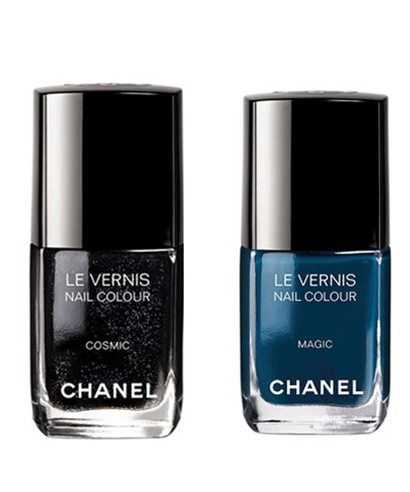 Black Satin Who? Chanel Releases Two Sure-To-Sell-Out New Nail Lacquers #refinery29