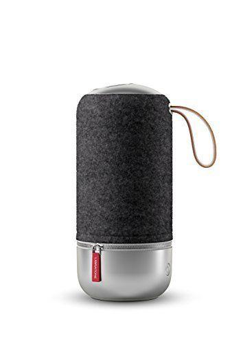 Libratone ZIPP MINI Copenhagen Edition Wireless SoundSpaces Lautsprecher (Multiroom, SoundSpaces, AirPlay, Bluetooth, DLNA, WiFi) Pepper Black sieht in Design, Funktionen und Funktion gut aus. Die beste Leistung dieses Produkts ist in der Tat einfach zu reinigen und zu kontrollieren. Das Design und das Layout sind absolut erstaunlich, die es wirklich interessant und schön machen.....