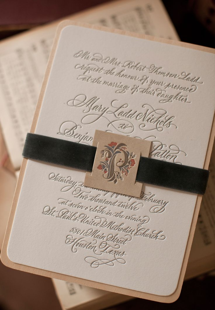 Happy Monday everyone! You might remember these fabulous wood veneer save the dates from Melissa and Amy at Atheneum Creative – and today they're back with the gorgeous wedding invitations and day-of stationery. We'll start with the invitations first before moving onto the stationery details a bit later today. Melissa and Amy honored the rustic …