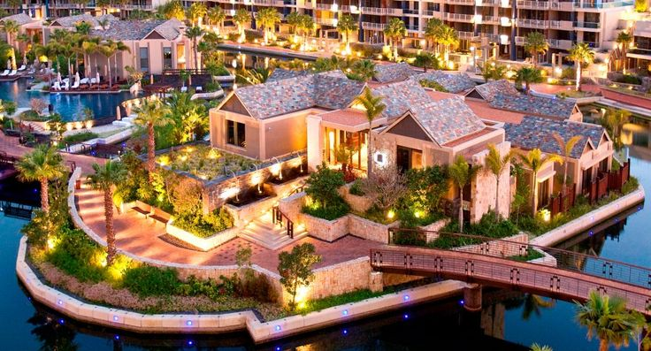 The One and Only Resort in Cape Town, South Africa
