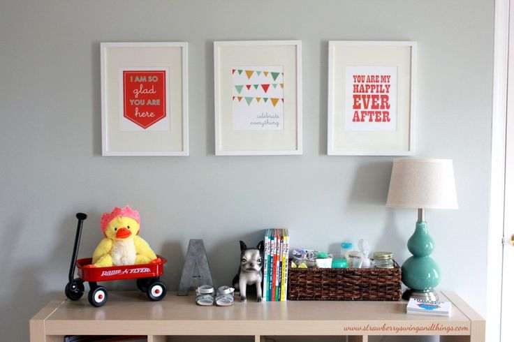 Nursery Accent Love: New House, Little Room, Bookshelf Display, House Nurseries, Kids Room, Projects Nurseries, Baby Room, Nurseries Reveal, Nurseries Ideas