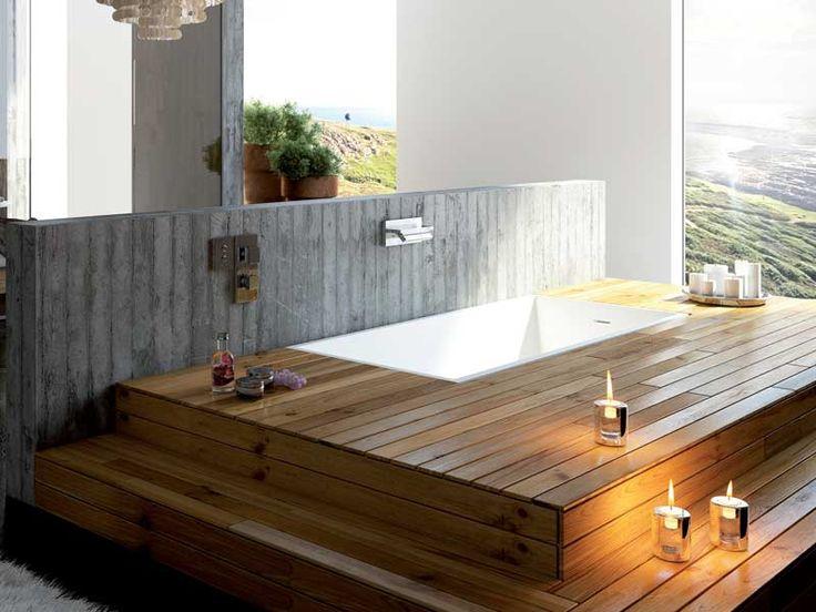 1000 idee su arredo vasca da bagno su pinterest spa - Arredo bagno stile spa ...