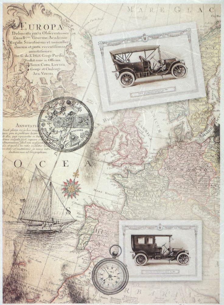 1000 ideas about decoupage paper on pinterest digital - Papel vintage pared ...