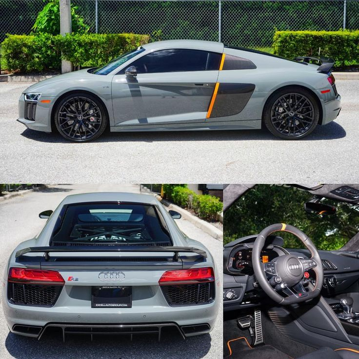 2017 Audi R8 V10 Plus Exclusive Edition for sale at @excell_auto - Available for $210,900 OBO - One of 25 made! Check out @excell_auto for the full inventory - Ferrari, Lamborghini, Rolls Royce, Bentley, McLaren and more! Follow @excell_auto and contact my friend oleg@excellauto.com with any questions! #carswithoutlimits #audi #r8