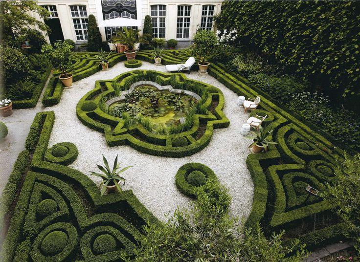 177 best The Formal Garden images on Pinterest Landscaping