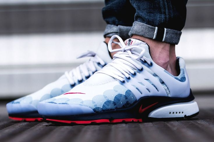 Its beautiful design will capture the attention of strangers wherever you go. Say hello to the Air Presto GPX 'USA'