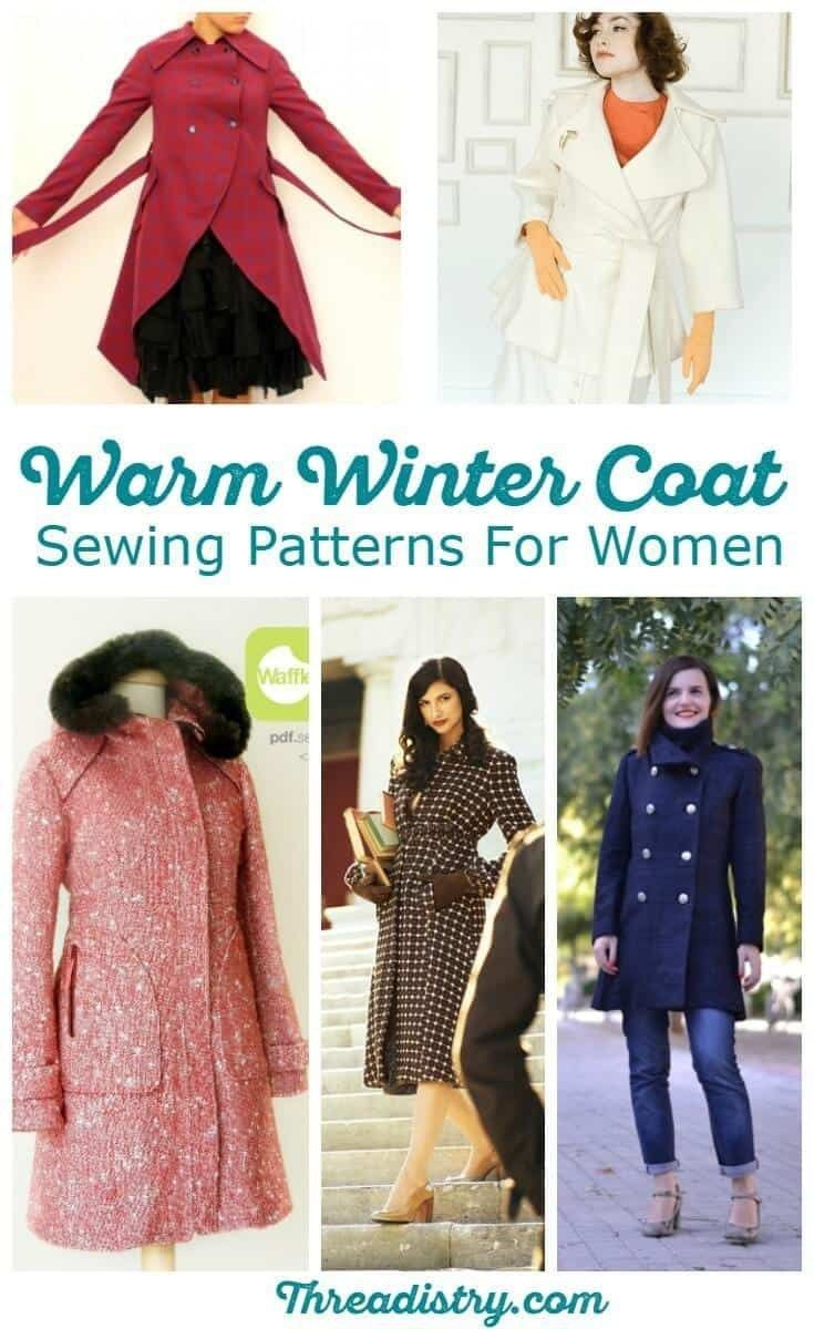 24+ Inspired Photo of Coat Sewing Patterns