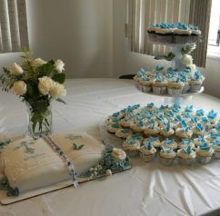 Outstanding Main Baptism Table Decorations At Home : Table Setting For Baby Baptism Decoration Ideas — Home Designs