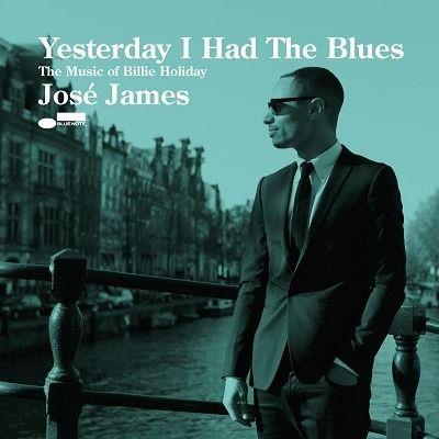 【新品LP】JOSE JAMES / Yesterday I Had The Blues: ホセ・ジェイムスのビリー・ホリデイへのオマージュ作品が2LPで登場!