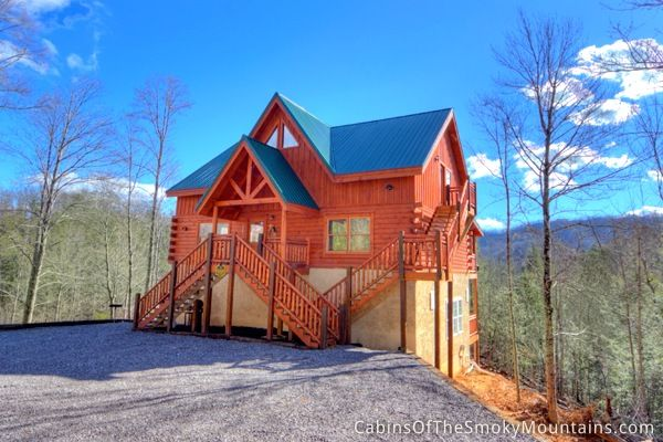 Pigeon Forge Cabin - Big Bear Plunge From $