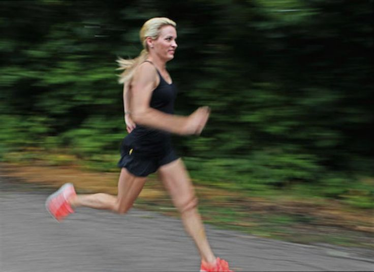 FAST GIRL by Suzy Favor Hamilton, in this post.