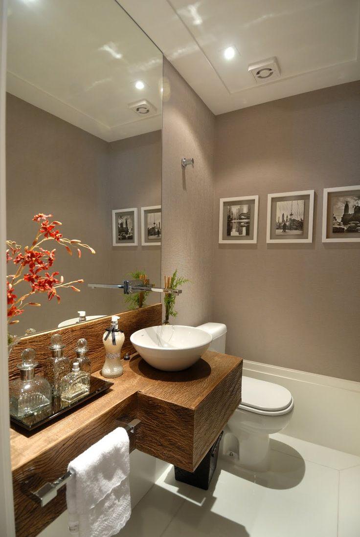 decoracao de lavabos pequenos e simples : decoracao de lavabos pequenos e simples:1000 ideias sobre Cor no Pinterest