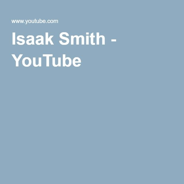 Isaak Smith - YouTube  Hello lovely followers! Mr. Isaak has contacted me to promote his channel! If you like markiplier, jacksepticeye, and/or gamegrumps, You'll like this guy! Do me a biiiig favor and check him out on youtube (this pin) or his twitch channel: Bromandude01 Thank you!!!