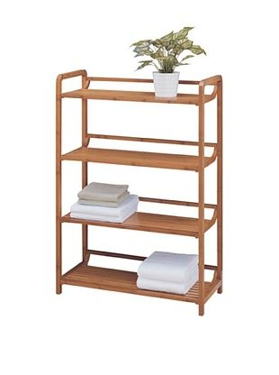 39% OFF Organize It All 4-Tier Shelf