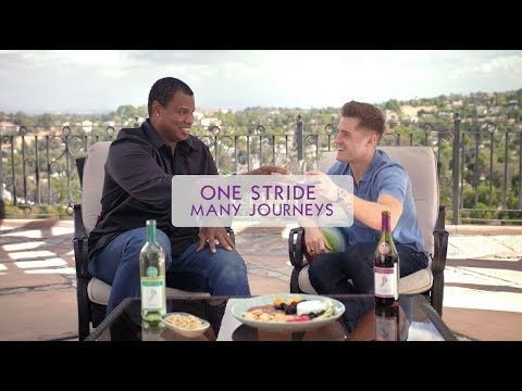 (51) BAREFOOT + OUT: One Stride with Jason Collins and Robbie Rogers - YouTube
