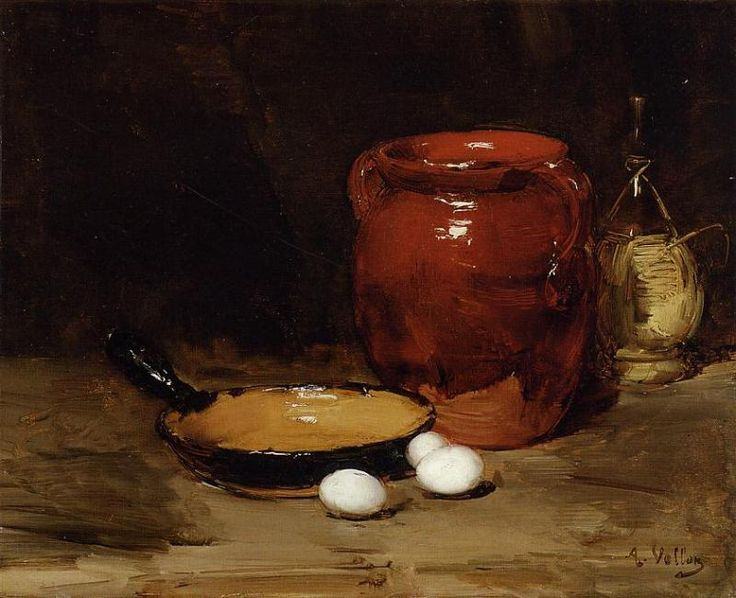 Daily Artist: Antoine Vollon (April 23, 1833 – August 27, 1900)