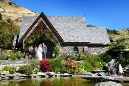 Chapel by the Lake Weddings - Queenstown