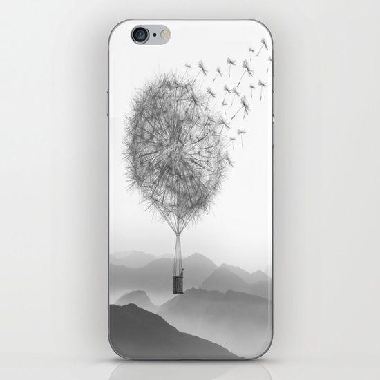 We Go High iPhone & iPod Skin