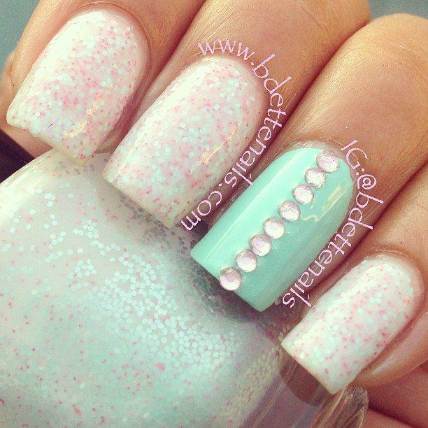 Mejores 124 imágenes de Nails en Pinterest   Uñas bonitas, Diseños ...