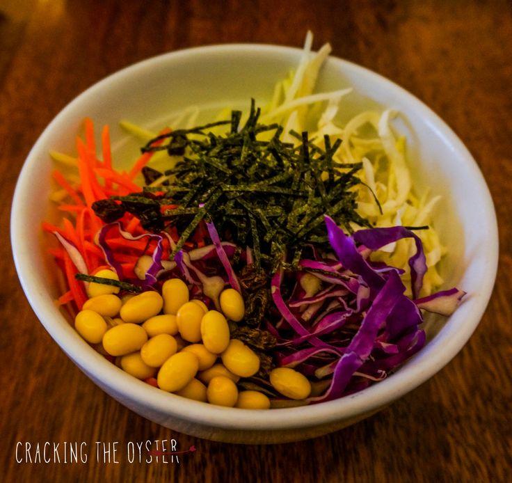 Rainbow Salad @ Wood Macrobiotics KL