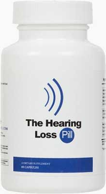 The Hearing Loss Pill boosts your hearing by: The Hearing Loss Pill is a completely unique treatment.