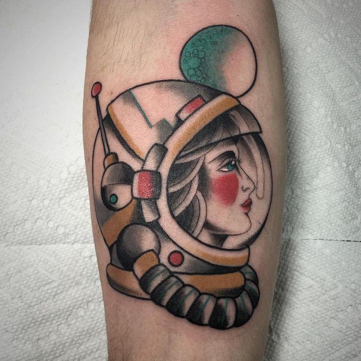 my rocket girl by james tran at full circle tattoo san