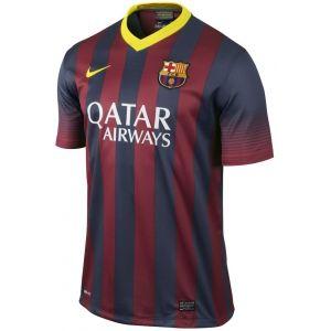 Camiseta oficial #FCBarcelona temporada 2013-2014  #nike #equipaciones #barça #futbol #CamisetaBarça