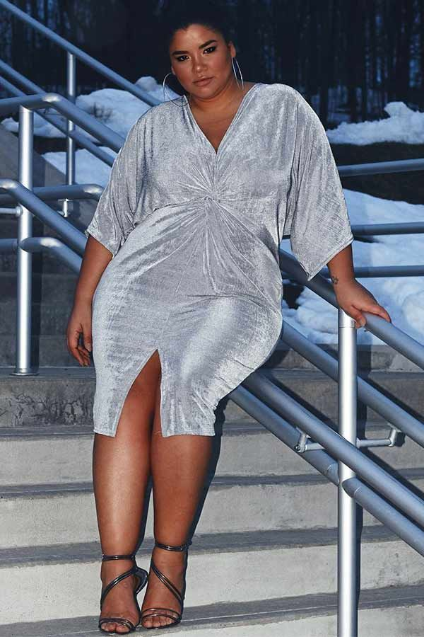 db4ee0f0529 The Best Summer Outfit Ideas Every Plus Size Women Should Try | FASHIONTERA