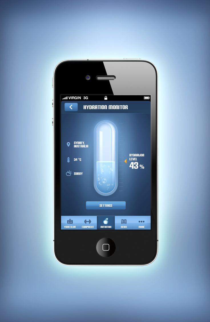 Gym #App WIP by Kreativa Studio #Mobile #UI