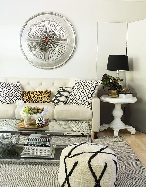 Fall Blogger Stylin Home Tours - Cuckoo4Design
