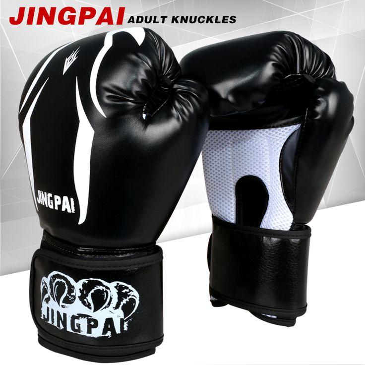MMA Guantoni Da Boxe Uomini/Donne sacchetto di Sabbia/Taekwondo/Muay Thai/Lotta/Boxe De Luva Allenamento attrezzature