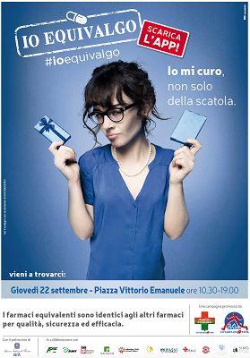 Campobasso il 22 settembre campagna sui farmaci equivalenti