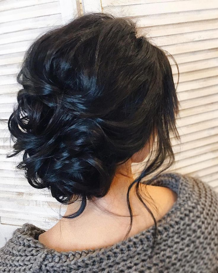 messy updo hairstyle ,swept back bridal hairstyle ,updo hairstyles ,wedding hairstyles # ...